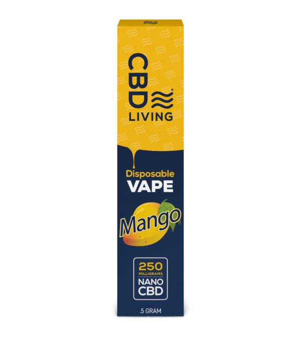Vape au CBD - Mango